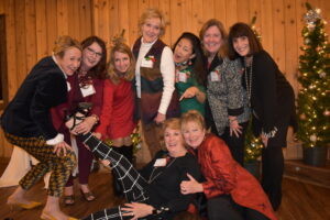 CWJF members participating in organization events