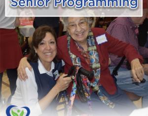 CWJF Community Involvement: Senior Programming - Cypress-Woodlands Junior Forum