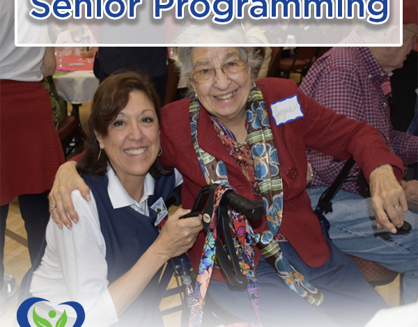 CWJF Community Involvement: Senior Programming - Cypress-Woodlands Junior Forum