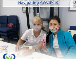 Serving Our Community While Navigating COVID-19 - Cypress-Woodlands Junior Forum